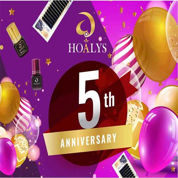chương trình sinh nhật Hoalys